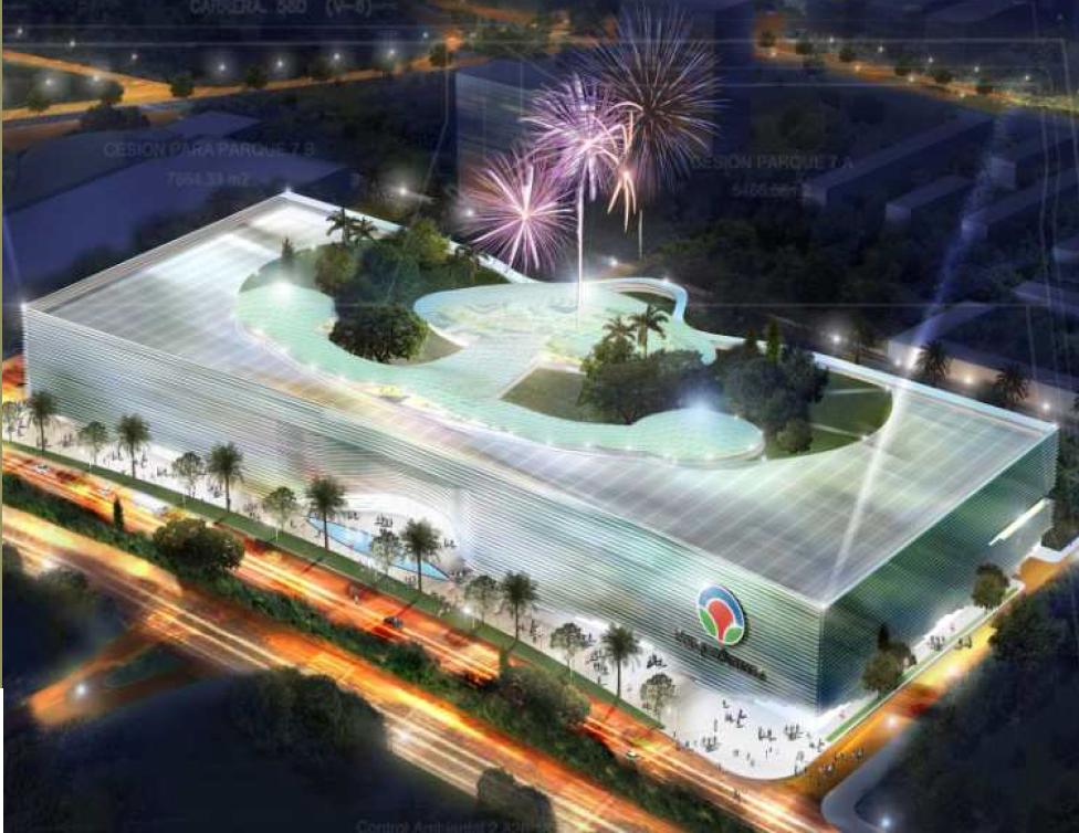 Centro comercial parque la colina construalmanza s a - La illa centro comercial ...